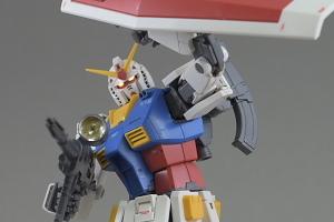 MG RX-78-02 ガンダム (GUNDAM THE ORIGIN版) スペシャルVer.のレビュー1t