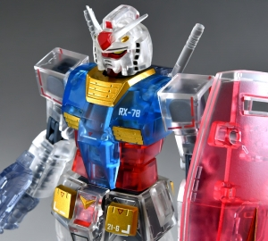 ROBOT魂 ガンダム ver. A.N.I.M.E.~クリアスペック~ (1)