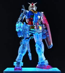 ROBOT魂 ガンダム ver. A.N.I.M.E.~クリアスペック~ (2)