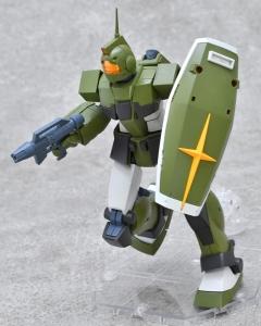 ROBOT魂 RGM-79SC ジム・スナイパーカスタム ver. A.N.I.M.E. レビュー (3)