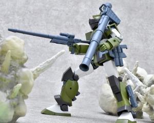 ROBOT魂 RGM-79SC ジム・スナイパーカスタム ver. A.N.I.M.E. レビュー (4)