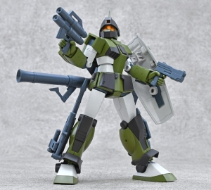 ROBOT魂 RGM-79SC ジム・スナイパーカスタム ver. A.N.I.M.E. レビュー (5)
