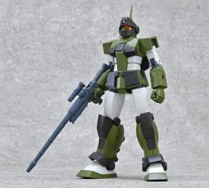 ROBOT魂 RGM-79SC ジム・スナイパーカスタム ver. A.N.I.M.E. レビュー (1)