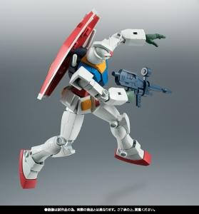 ROBOT魂 RX-78-2 ガンダム ver.A.N.I.M.E. ~ファーストタッチ2500~03
