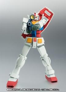 ROBOT魂 RX-78-2 ガンダム ver.A.N.I.M.E. ~ファーストタッチ2500~02