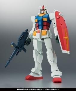 ROBOT魂 RX-78-2 ガンダム ver.A.N.I.M.E. ~ファーストタッチ2500~01