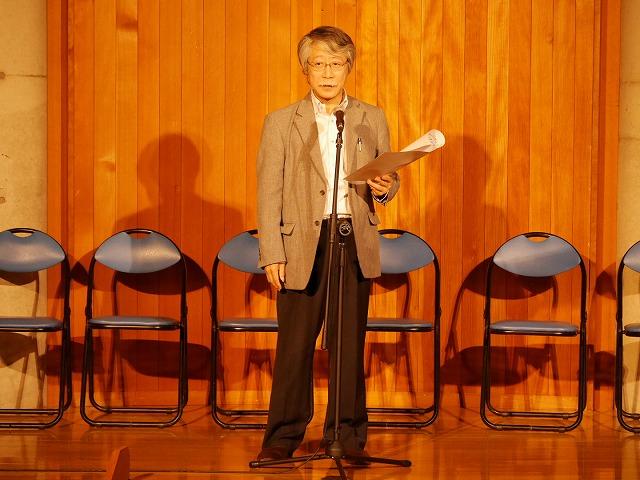 藤井敬吾先生の講評
