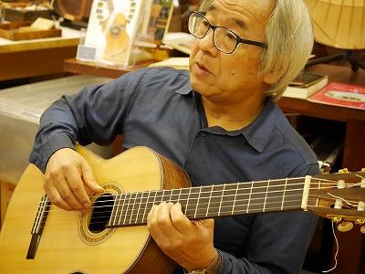 2代目西尾ギター試奏1