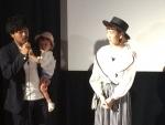 「ママダメ」舞台挨拶3