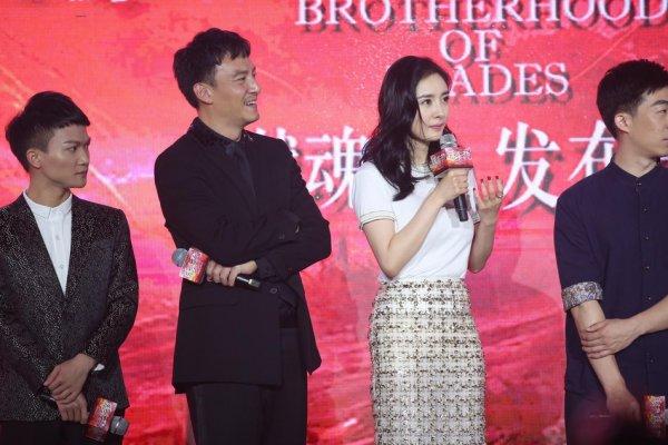 チャン・チェン@上海国際映画祭