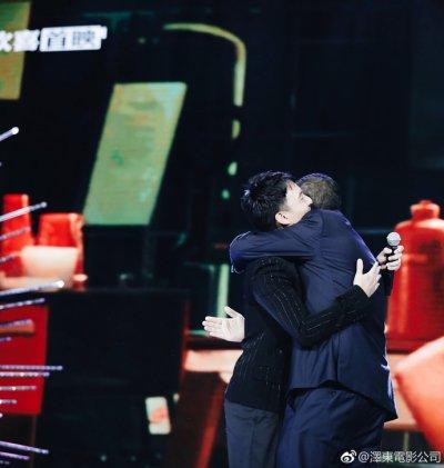 チャン・チェン&ウォン・カーウァイ