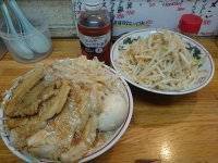 G-Back インスパイア 麺