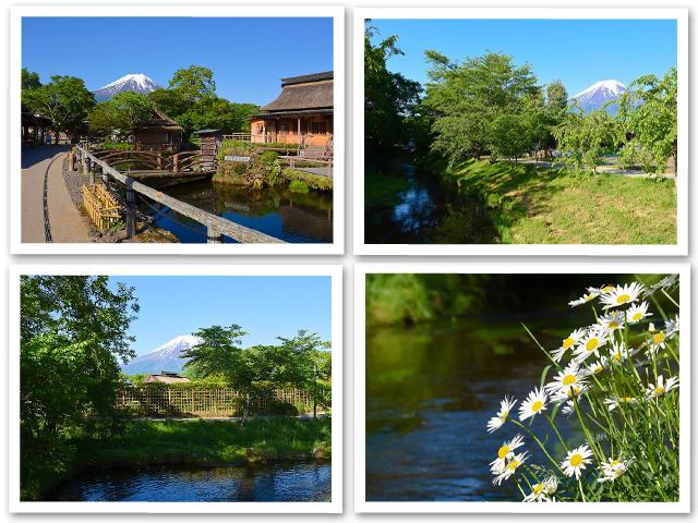 山中湖散策