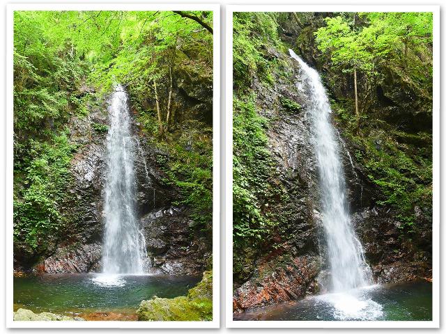 散歩☆払沢の滝