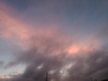 20170813朝焼け2