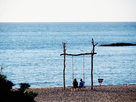 夕日ヶ浦海岸♪