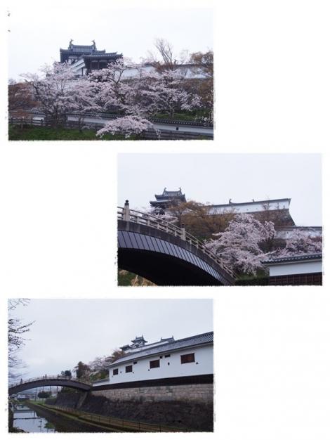 福知山城♪