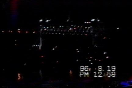 夜のクリープランド
