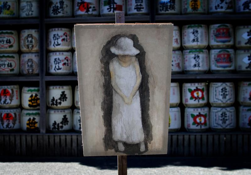 170809鶴岡八幡宮ぼんぼり祭り1