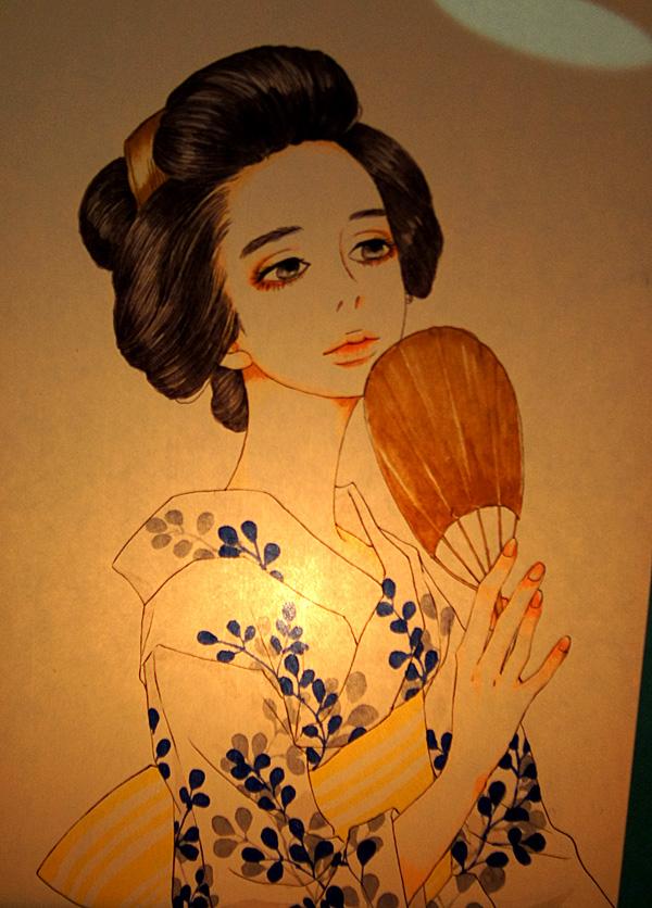 170809鶴岡八幡宮ぼんぼり祭り5