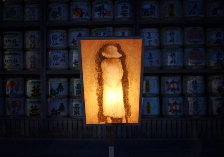 170809鶴岡八幡宮ぼんぼり祭り8