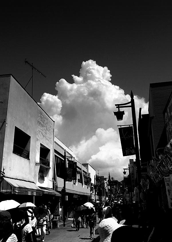 170806鎌倉入道雲10