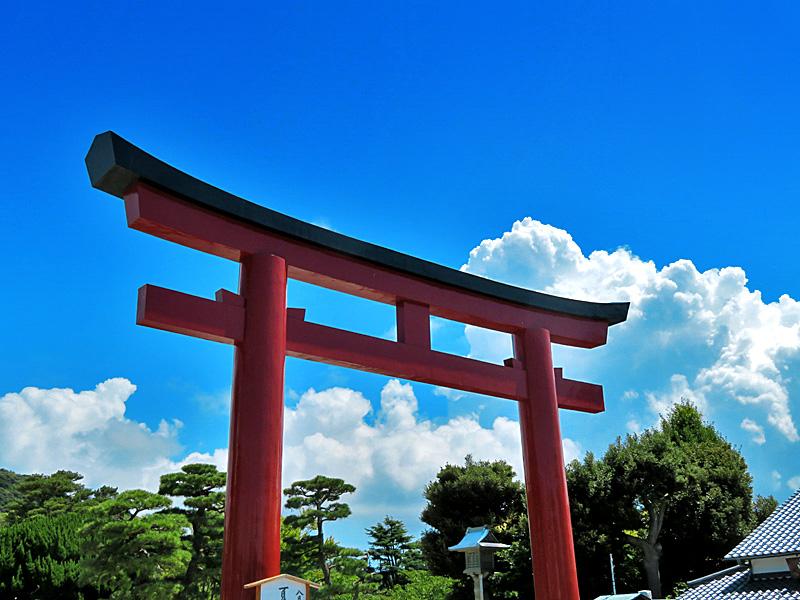 170806鎌倉入道雲2