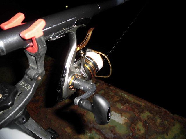 4:09 釣り開始