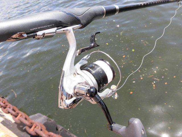 13:26 釣り開始