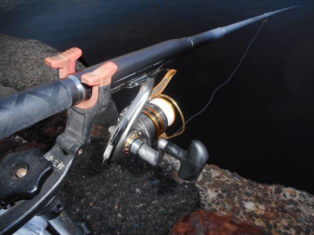 4:30 釣り開始