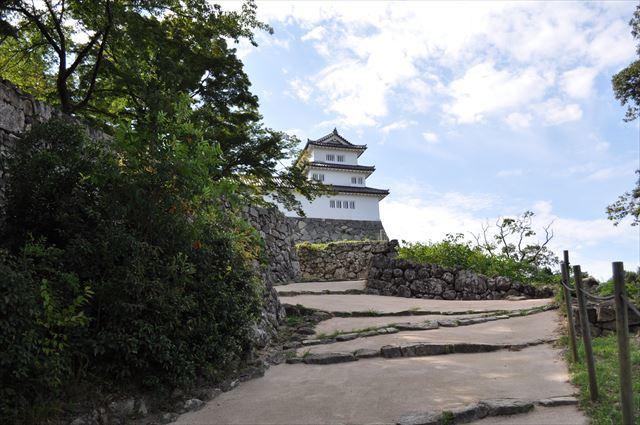 西の丸 三重櫓
