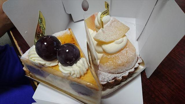 ケーキ ^^