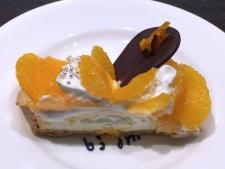 愛媛県産 柑橘「紅まどんな」のケーキ