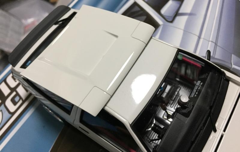 プリペイント AE86 頭文字D ハイテックツートン ハチロク プロジェクトD