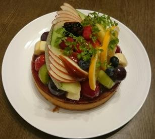 20170915フルーツケーキ