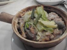 【 道楽のときどき日記 】 ~香港編~-田鶏煲仔飯