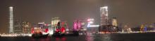 【 道楽のときどき日記 】 ~香港編~-チムシャーツイを眺める