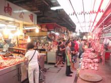 【 道楽のときどき日記 】 ~香港編~-小西湾 市場