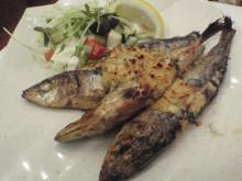 【 道楽のときどき日記 】 ~香港編~-葡式焼沙甸魚