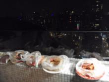 【 道楽のときどき日記 】 ~香港編~-on the terrace