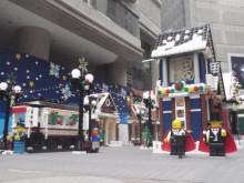 【 道楽のときどき日記 】 ~香港編~-Christmas in Times Square