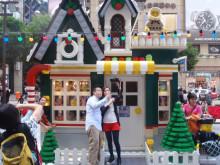 【 道楽のときどき日記 】 ~香港編~-Christmas in Times Square 3
