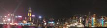 【 道楽のときどき日記 】 ~香港編~-Sinphony of Lights