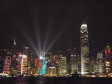 【 道楽のときどき日記 】 ~香港編~-Sinphony of Lights 3