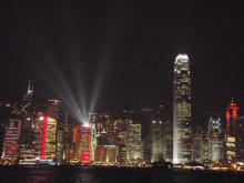 【 道楽のときどき日記 】 ~香港編~-Sinphony of Lights 2
