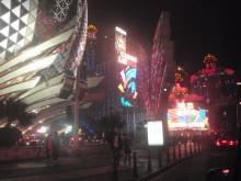 【 道楽のときどき日記 】 ~香港編~-マカオ カジノのある風景