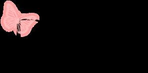 桃い蝶々黒