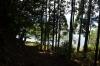 新坂から湖岸