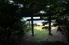 有漏神社琵琶湖