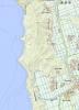 阿曽津地形図